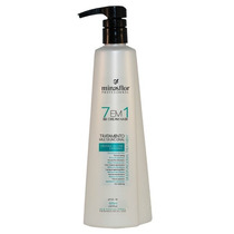 Minasflor 7 Em 1 Bb Cream Hair Multifuncional 500ml