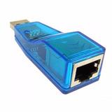 Adaptador De Red Usb 2.0 Lan Rj45 Ethernet Convertidor