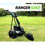 Carro Electrico De Golf Ranger - Carrito A Bateria
