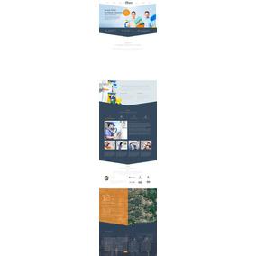 Site Empresarial Para Prestação De Serviço Wordpress