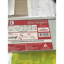 Fonte Atx 24pinos Satawise 220w Model Wsng 500 P4b1s