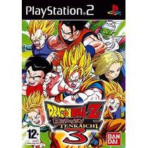 Dragon Ball Z Budokai Tenkaichi 3 Play2 Confira