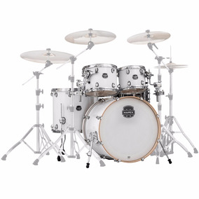 Bateria Mapex Armory Ar504sow Artic White Shell Pack