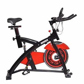 Bicicleta Soozier De Ejercicio Estacionaria Con Monitor Lcd