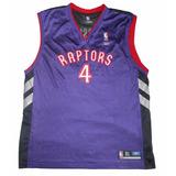 Camiseta De La Nba -4- Xl - Toronto Raptors - Rbk