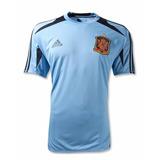 Camiseta adidas Entrenamiento España 2014 X16737