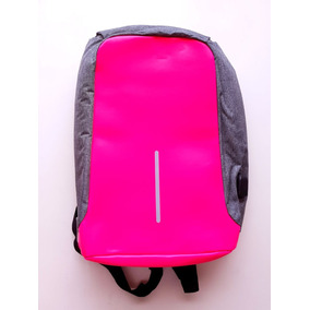 Mochila Antirrobo Bobby Deff 15.6 + Power Bank + Auriculares