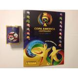 .- Album Futbol Copa America Centenario 2016 A Pegar Panini