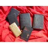 Oportunidad!! Lote De 5 Antiguas Biblia-misales,etc.