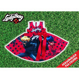Vestidos Prodigiosa Lady Bug Miraculous - Ig