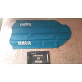 Forro Asiento Gpp Tipo Original Yamaha Dt 175