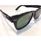 Lentes Gafas Sol Ray-ban Original Wayfarer 2140 Negro