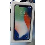 Iphone X 64 Gb Negro Libre