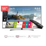 Smart Tv Lg 55 Uj6580 4k Uhd