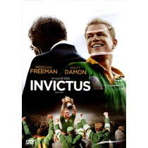 Dvd Invictus ( Invictus ) 2009 - Clint Eastwood
