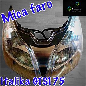 Faro Italika Gs150 Gts175 Vento Phantom Ti