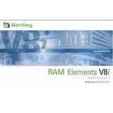 Programa De Calculo Y Análisis Estructural Ram Elements V8i