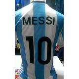 Camiseta Messi Argentina Dia Del Padre Oferton#s Al Xxl#