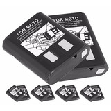 Kit 2 Bateria Para Talkabout Motorola Envio Imediato