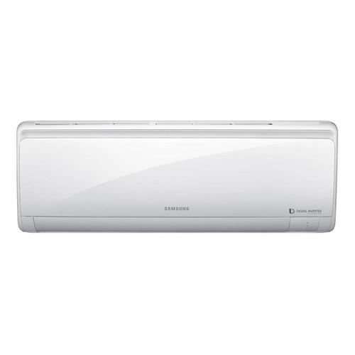 Aire acondicionado Samsung Digital Inverter split frío/calor 2150 frigorías blanco 220V AR09MSFPAWQ