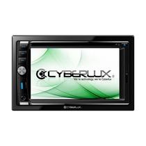 Reproductor De Dvd Para Carro Cyberlux Btcx2