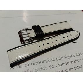 Pulseira Lacoste 20mm Mod 0184 Couro
