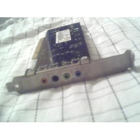 Tarjeta De Sonido Sound Blaster