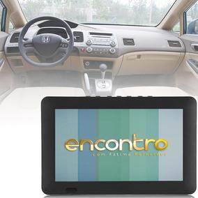 Tv Digital Led Monitor Portátil 9 Polegadas Com Antena E150