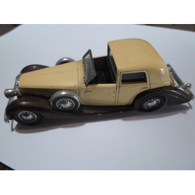 Solido 1/43 Delage Coupe 1939 Made In France