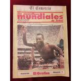 Revista Los Maravillosos Mundiales De Futbol -el Grafico