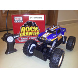 Carro Para Niño +8años Maisto Rock Crawler Importado