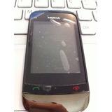 Carcaça Celular Nokia C2 06 Completa # C/ Teclado +botões