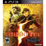 Resident Evil 5 - Gold Edition - Digital Ps3