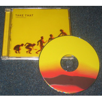 Cd Take That - Progress - Original - Envio Por Cr