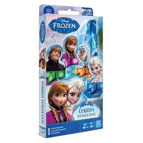 Jogo Frozen - Corrida Congelante