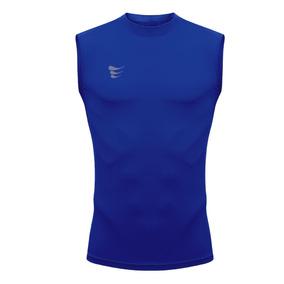 Camisa De Compressão Machão - Super Bolla - Azul Royal 8482253e479b1