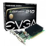 Tarjeta De Video Evga 210 Geforce Nvidia 1gb
