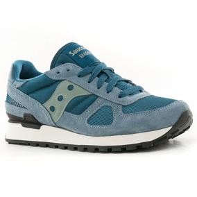 Zapatillas Shadow Original Azul Saucony