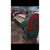 Vendo Permuto Máquina Planchadora Industrial (calandra)