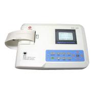 Electrocardiógrafo 1 Canal Ecg100g Contec Gtía 12m + Envío!