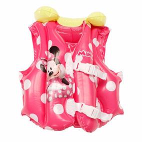 Bestway Chaleco Salvavidas - Minnie Mouse Rosa
