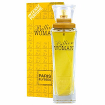 Perfume Billion Feminino 100ml Paris Elysees- Lady Million