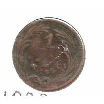 1/4 De Real 1829 (piquetitos)