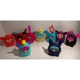 Búhos Furby Colección 9 Muñecos, Nueva Lista Para Regalar!