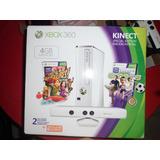 Xbox 360 4gb Con Kinect Nuevo