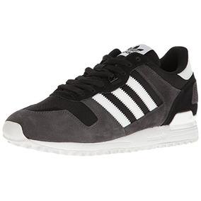 Tenis adidas Zx 700 Lifestyle Sneaker Negro-grid 10.5 Us