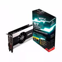 Placa De Vídeo Vga Xfx Amd Radeon R7 250x 2gb Ddr3 128 Bits