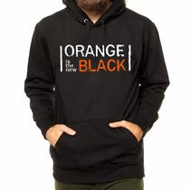 Moletom Capuz Orange Is The New Black Blusa
