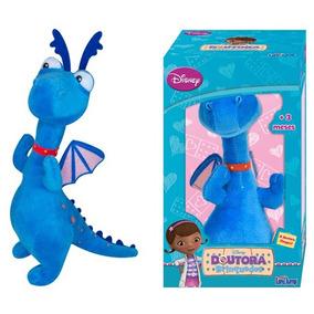 Pelúcia Felpudo 32 Cm Desenho Doutora Brinquedos Long Jump