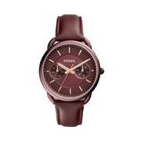 Reloj Fossil Es4121 Cuero Rojo Mujer
